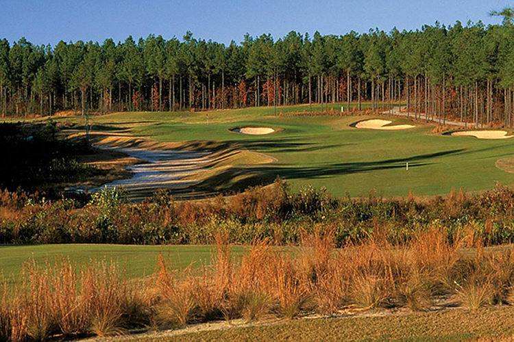 Anderson Creek Golf Club in Spring Lake, NC