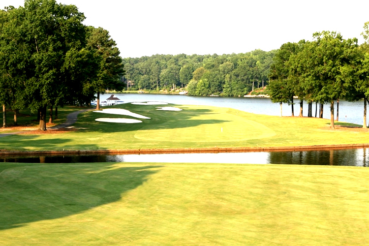 Carolina Trace Country Club in Sanford, NC
