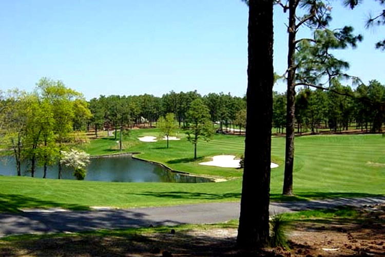 Hyland Golf Club in Southern Pines, NC