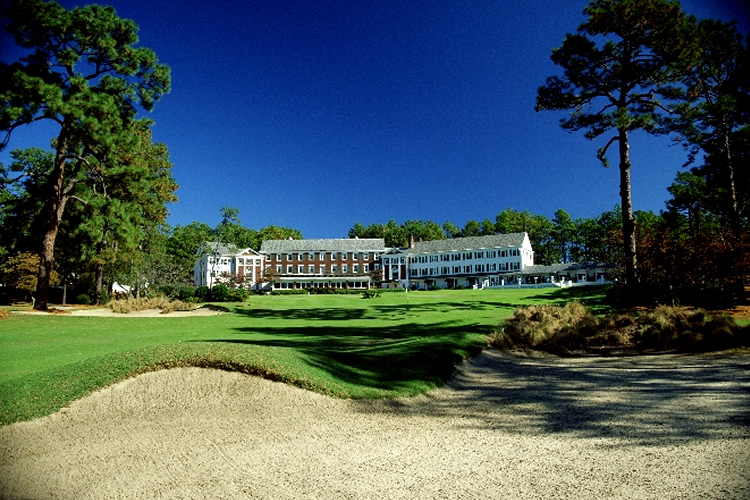 Mid Pines Inn & Golf Club in Southern Pines, NC