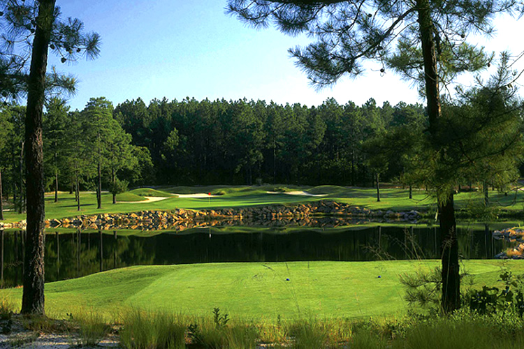 Mid South Golf Club in Southern Pines, NC