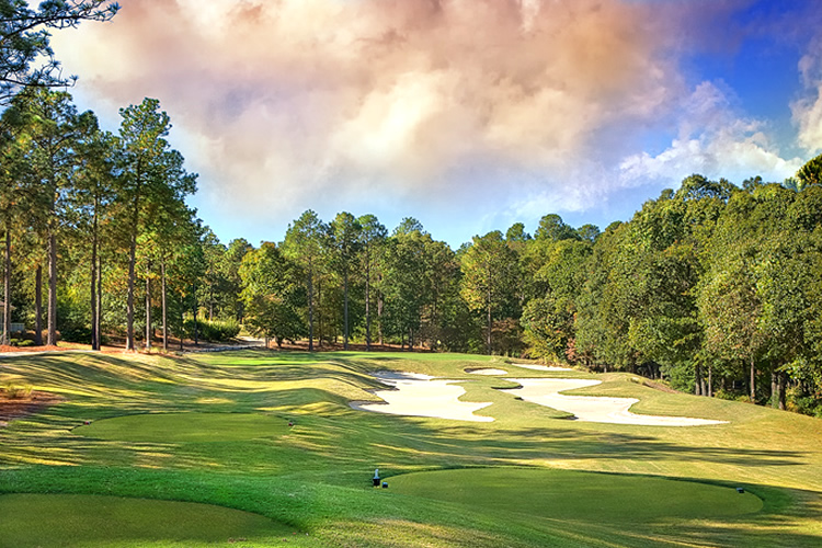 Talamore Golf Resort in Southern Pines, NC