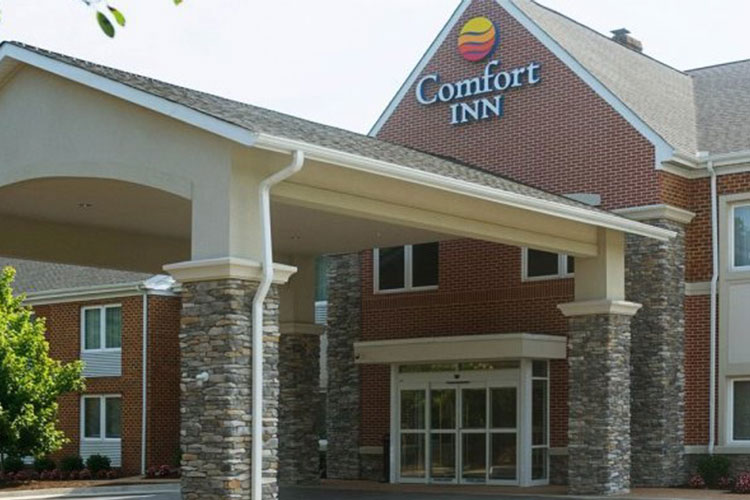 Comfort Inn in Williamsburg, VA