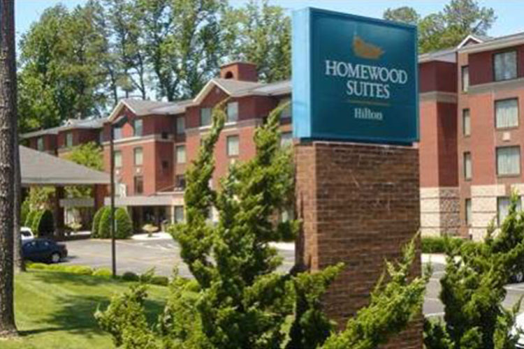 Homewood Suites in Williamsburg, VA