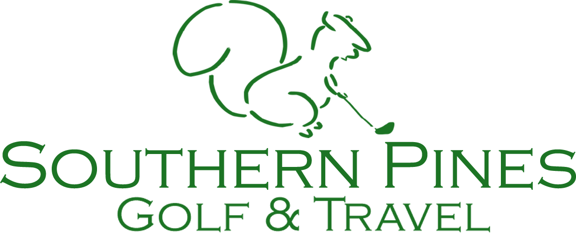 Southern Pines Golf & Travel logo | Southern Pines, NC Golf Packages